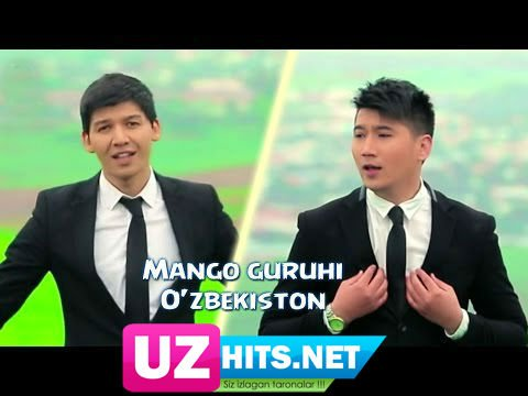 Mango guruhi - O'zbekiston