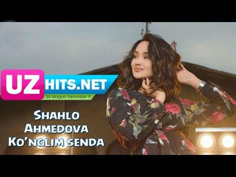 Shahlo Ahmedova - Ko'nglim senda (HD Video)