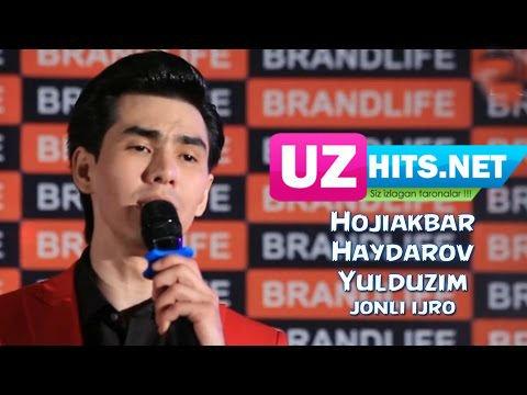 Hojiakbar Haydarov - Yulduzim (jonli ijro) (HD Video)