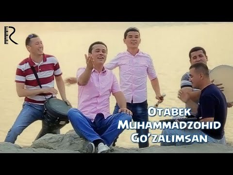 Otabek Muhammadzohid - Go'zalimsan (HD) (Video)