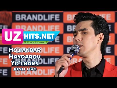 Hojiakbar Haydarov - Yo'lbars (jonli ijro) (HD) (Video)