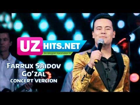 Farrux Saidov - Go'zal (concert version) (HD Video)