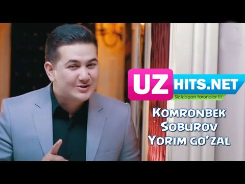 Komronbek Soburov - Yorim go'zal (HD Video)