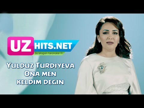 Yulduz Turdiyeva - Ona men keldim degin (HD Video)