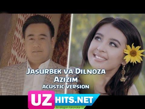 Jasurbek Jabborov va Dilnoza Akbarova - Azizim (acustic version) (HD Video)