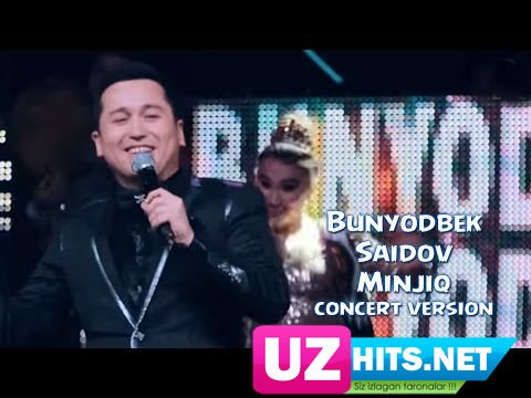 Bunyodbek Saidov - Minjiq (concert version) (HD Video)
