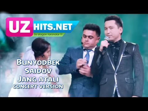 Bunyodbek Saidov - Jang atali (concert version) (HD Clip)