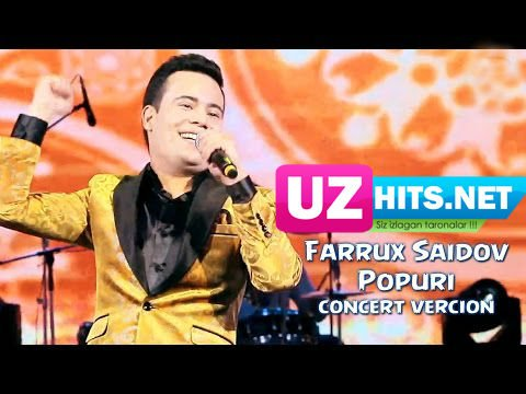 Farrux Saidov - Popuri (concert version) (HD Clip)