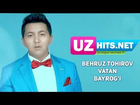 Behruz Tohirov - Vatan bayrog'i (HD Clip)