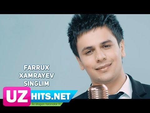 Farrux Xamrayev - Singlim (new version) (HD Clip)