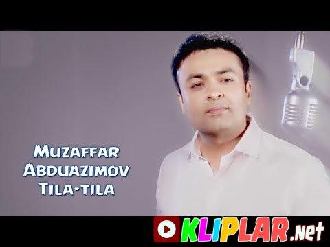 MUZAFFAR ABDUAZIMOV MP3 СКАЧАТЬ БЕСПЛАТНО