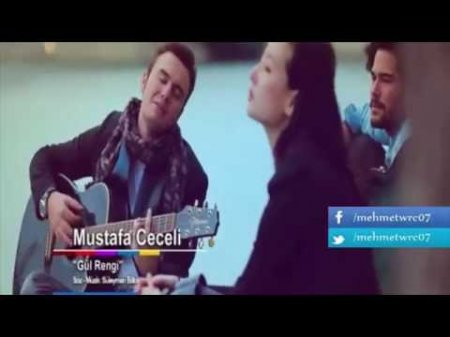 Mustafa Ceceli - Gul Rengi (Official HD Video) (2015)