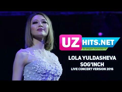 Lola - Sog'inch (live concert version 2016)