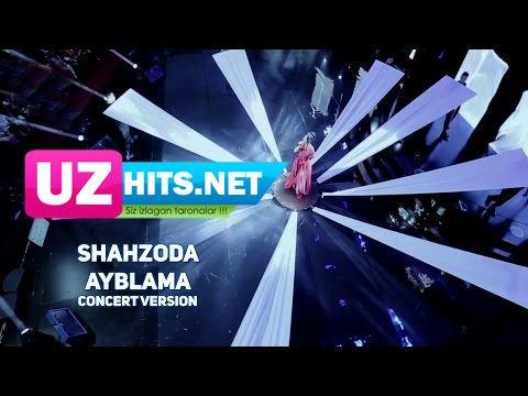 Shahzoda - Ayblama (concert version 2016)