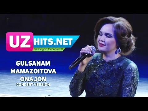 Gulsanam Mamazoitova - Onajon (HD Clip)