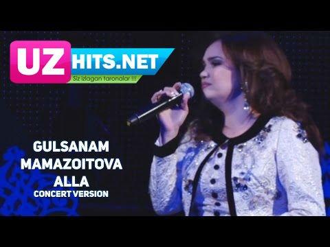 Gulsanam Mamazoitova - Alla (concert version)