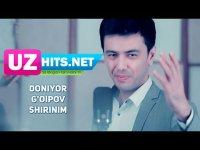 Doniyor G'oipov - Shirinim (HD Clip)