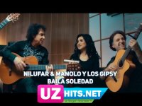 Nilufar Usmonova ft. Manolo Y Los Gipsy - Baila soledad (HD Clip)