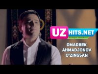 Omadbek Ahmadjonov - O'zingsan (HD Clip)