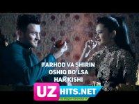 Farhod va Shirin - Oshiq bo'lsa har kishi (HD Clip)