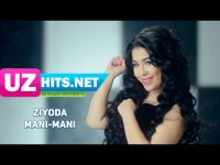 Ziyoda - Mani-mani (HD Clip) (2017)