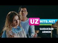 Saidakbar - Armon (HD Clip) (2017)