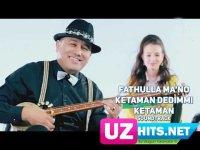 Fathulla Ma'no - Ketaman dedimmi ketaman (soundtrack) (HD Clip) (2017)