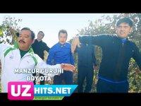 Manzur guruhi - Boy ota (HD Clip) (2017)