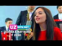 Zahida ft. May Band - Zebo (HD Clip) (2017)