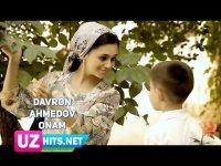Davron Ahmedov - Onam (HD Klip) (2017)