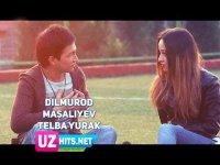 Dilmurod Masaliyev - Telba yurak (Klip HD) (2017)