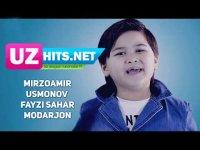 Mirzoamir Usmonov - Fayzi sahar modarjon (HD Clip) (2017)