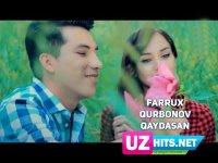 Farrux Qurbonov - Qaydasan (Klip HD) (2017)