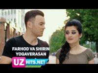 Farhod va Shirin - Yoqaverasan (HD Clip) (2017)