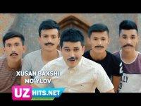 Xusan Baxshi - Mo'ylov (Klip HD) (2017)
