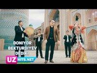 Doniyor Bekturdiyev - Dediki (Klip HD) (2017)
