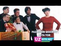 Fazliddin Qodirov - Asta yor (HD Clip) (2017)