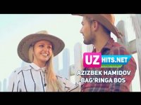 Azizbek Hamidov - Bag'ringa bos (HD Clip) (2017)
