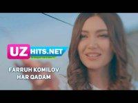 Farruh Komilov - Har qadam (Klip HD) (2017)