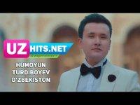 Humoyun Turdiboyev - O'zbekiston (Klip HD) (2017)