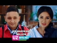 VIA Marokand - Million (Klip HD) (2017)