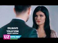 Dilnavo - Yolg'izim (remix) (Klip HD) (2017)