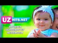 Zafarbek Qurbonboyev - Mehrimohim (Klip HD) (2017)