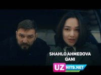 Shahlo Ahmedova - Qani (HD Clip) (2017)