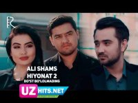 Ali Shams - Hiyonat 2 (Do'st bo'lolmading) (Klip HD)
