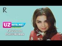 Fayzulloh - Oshig'ingman (Klip HD)