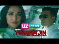 Muzaffar Mirzarahimov va Nilufar - Yuragim jim (Klip HD)