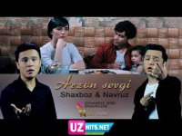 Shaxboz ft Navruz - Arzon sevgi (Klip HD)