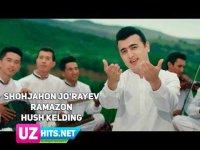 Shohjahon Jo'rayev - Ramazon xush kelding (Klip HD)