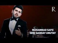 Muhammad Safo - Seni qanday unutay (Klip HD)